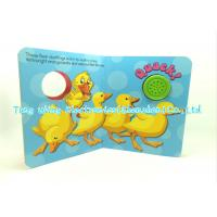 Buy cheap Round Sound Module for Animal Sounds Book indoor Educational Toy from wholesalers