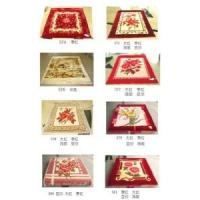Buy cheap Polyester Winter Blanket P-017 from wholesalers