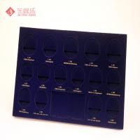 Buy cheap EVA Flocking Jewelry Box Liner Fabric Durable Plain For Gift Boxes Inner from wholesalers