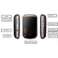 Buy cheap Personal Gps Tracker With Bulit-In Memory / Sos Button / 3 Quick Dial Button from wholesalers