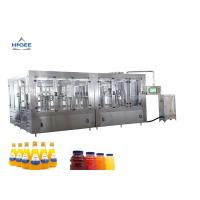 Buy cheap Juice Water Beverage Soft Drink Packaging Machine , PET Liquid Bottle Filling Machine from wholesalers