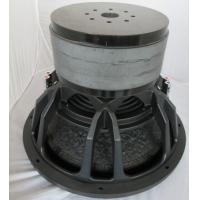 Buy cheap 15 Inch Woofer High Power Car Replacements Speaker ODM And OEM Design from wholesalers