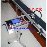 Buy cheap Ly-710 Serial Number Stamping Machine and Character Inject/industrial printing machine from wholesalers