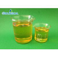 Buy cheap Yellow Liquid Legal Injectable Steroids 150/ 200 Mg / Ml 99.46% Trenbolone Enanthate from wholesalers