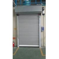 Buy cheap Remote Automatic Roller Door For Industrial Workshop , 304 Stainless Steel from wholesalers