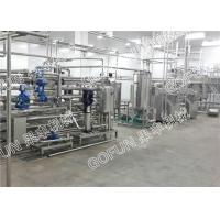 Buy cheap 1500 T/D Tomato Processing Line High Extracting Rate CE Certification from wholesalers