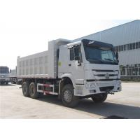 U Shape 30 Ton Dump Truck Trailer 10 Wheeler HOWO 6x4 Dump Truck 18M3 20M3