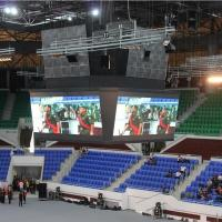 Buy cheap Economical Waterproof Led Outdoor Advertising Board Acting / Performance / Events from wholesalers