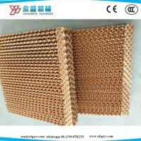 Buy cheap Honeycomb Evaporative Cellulose Cooling Pad Paper (7090.5090 ) for Air Cooler Spare Parts from wholesalers
