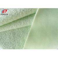 Buy cheap Super Soft Curly Terry Brushed Toy Fabric , Poly Tricot Material For Pillow from wholesalers