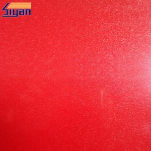 Professional High Gloss PVC Membrane Foil For Doors , Free Sample