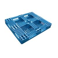 Buy cheap Large Perforated HDPE Recycle Rack Plastic Pallet for Industry from wholesalers