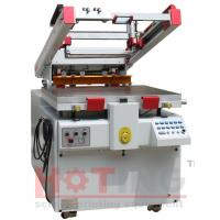Buy cheap Servo motor clam shell screen printing machine from wholesalers