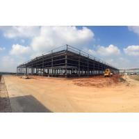 Buy cheap Low Cost Prefabricated Light Weight Buildings For Steel Structure Warehouse from wholesalers