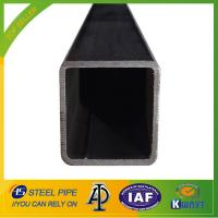 welded black annealing steel pipe/tube/square steel pipe Manufactures