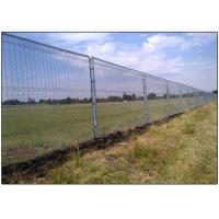 Buy cheap Ultra 358 Vinyl Welded Mesh Security Fencing 4mm 76.2*12.7mm for prisons, airports, laboratories, secure hospitals from wholesalers