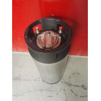 Wholesale used/second hand 5gallon ball lock keg , with rubber handle, for home brew from china suppliers