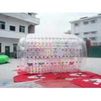 Buy cheap Popular Inflatable Water Roller / Boat roller Toy with customized size and color from wholesalers