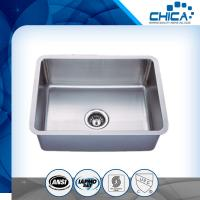 Buy cheap Professional Custom Made Stainless Steel Kitchen Sink Mexican Bathroom Sink with SUS304 from wholesalers