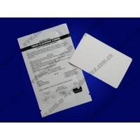 Buy cheap CRCC-CR80 Card reader cleaning card/ card printer clean cards / cleaning kits from wholesalers