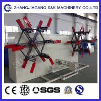 Buy cheap SC50×75 25N M Tube Winder Machine Plastic PE Pipe Coiler  WPA120 from wholesalers