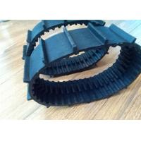 Buy cheap (60mm Width X1524mm Length ) Rubber track Black and New Condition for Robot from wholesalers