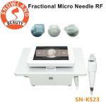Buy cheap Fractional micro-needle rf skin Rejuvenation Machine Type, RF fractional micro needle from wholesalers