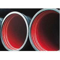 Buy cheap FBE Fusion Bonded Epoxy Pipe K9 Ductile iron pipe with Tyton Joint 6m from wholesalers