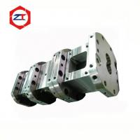 Buy cheap 40mm No Liner Extruder Screws And Barrels Durable For ZSE Leistritz Machine product