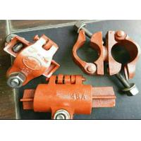 Buy cheap Heavy Duty Cast Iron Pump Parts Customized 0.5-500KG Sand Casting from wholesalers