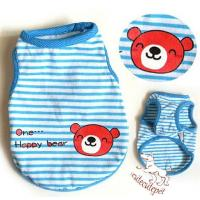 Buy cheap Fashionable dog T-shirt, dog clothes from wholesalers