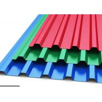 Buy cheap Building Material Corrugated Iron Sheets from wholesalers