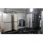 Buy cheap Foshan JXS Ceramic Tile Ceramic Wash Basin Ceramic Sanitary Ware PVD Gold Vacuum Coating Machine from wholesalers