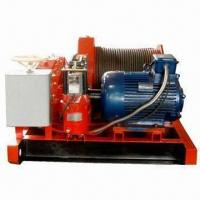 Buy cheap Fixed Stationary Type Winch with Lift Height Up to 200m, High Quality, Cheaper Price from wholesalers