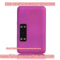 Buy cheap Hand hold money detector, Infrared money detector, Multi currency detector, Euro/USD/CHF.. from wholesalers