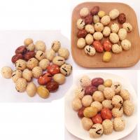 Buy cheap Roasted 100% Healthy Delicious Natural Soy sauce flavor Peanuts Coated in Colorful Skin in Bulk Packing from wholesalers
