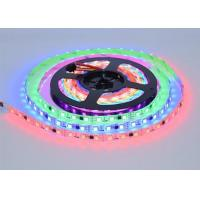Buy cheap WS2818 IC Magic Digital LED Strip Lights , Decorative DC 12V Super Bright LED Strips from wholesalers