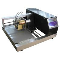 Buy cheap Precision Pneumatic Digital Hot Foil Stamping Machine from wholesalers