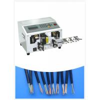 Buy cheap Automatic Type Wire Cutting And Stripping Machine 0.1-9999MM Cut Length 220V/110V from wholesalers