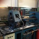 Buy cheap EN10204 Tube Finning Machine from wholesalers