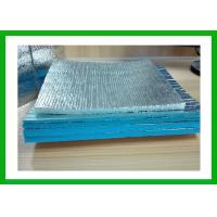 Buy cheap Energy Saving Aluminum Faced Insulation With Aluminum Foil Heat Shield from wholesalers