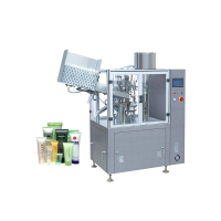 Buy cheap In Stock Automatic Disposable Hand Sanitizer Tube Filling And Sealing Machine,Packing Filling Machine from wholesalers