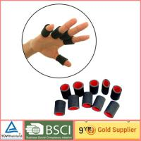 Buy cheap Softly touch Finger Sport Support gloves , volleyball finger support from wholesalers