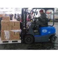 Buy cheap AC Motor Power Lift Truck , 1500Kg Electric Fork Truck With Multifunction TFT Screen from wholesalers