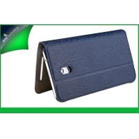Buy cheap Solid Leather Protective Cell Phone Cases For HTC Desire Magnetic Closure from wholesalers