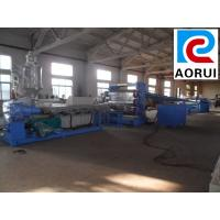 Buy cheap Twin Screw Extruder PVC Crust Foam Board Production Line For Furniture board from wholesalers
