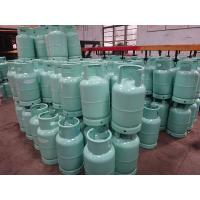 Buy cheap 26.5l BBQ Refillable LP Empty Gas Cylinders ISO22991 For Household from wholesalers