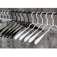 Buy cheap PVC Coating Non Slip Clothing Store Hangers For Coat / Trouser / Jacket / Suit from wholesalers