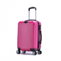 Wholesale Aluminum 0.8mm PC ODM Carry On Trolley Luggage from china suppliers