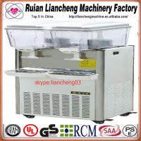 Wholesale made in china 110/220V 50/60Hz spray or stirring European or American plug fresh juice vending machine from china suppliers